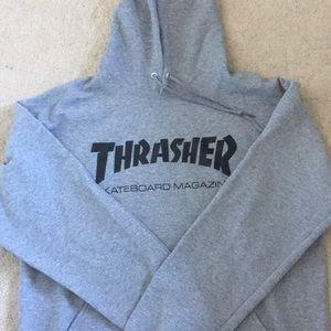 Brand New Medium Thrasher Hoodie